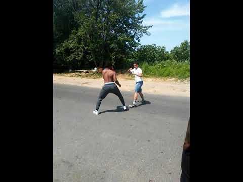 North philly badlandz fight
