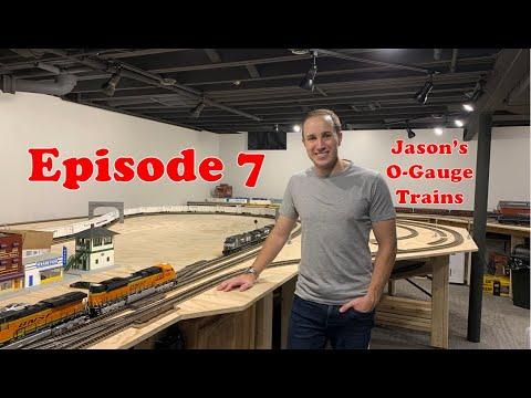 Download Episode 7 - Jason's O-Gauge Trains - MTH DCS/Lionel Legacy Layout