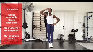 Beginner Level: NYCB's Kennard Henson, Ballet Lesson (SPAC Virtual Dance Lab)