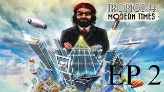 Tropico 4: Terrible Economy problems
