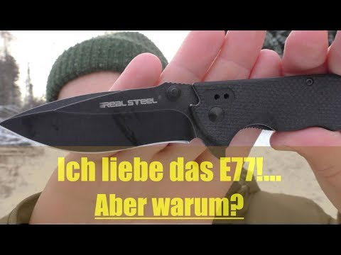 Ich liebe das Real Steel E77... Aber warum?