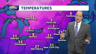 Watch: Brutal cold ahead