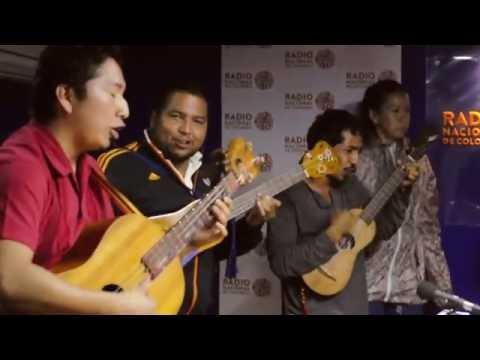 Los Pájaros del Alba - Radio Nacional de Colombia  - LA BAMBA -