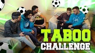 TABOO CHALLENGE con i CALCIATORI!!! - LA SFIDA DELLE PAROLE VIETATE w/ Fius Gamer, Ohm, T4tino23