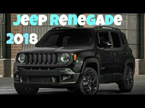 jeep renegade 2018 mudan as pre os e vers es top. Black Bedroom Furniture Sets. Home Design Ideas