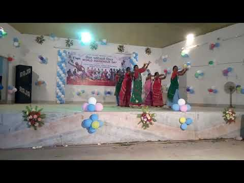 Santal pargana ho sona disom..(beautiful dance) by SJG(Santal Jumid Gaonta),Madhupur.