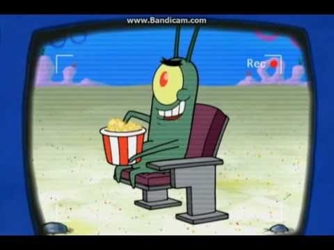 Plankton's Diary: Evil Laugh SpongeBob Video - YouTube