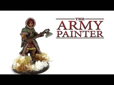 How I Paint Things ft. Army Painter - Frostgrave Soldiers