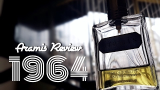 ARAMIS (1964): A Fragrance Review for Men 53 Years Later