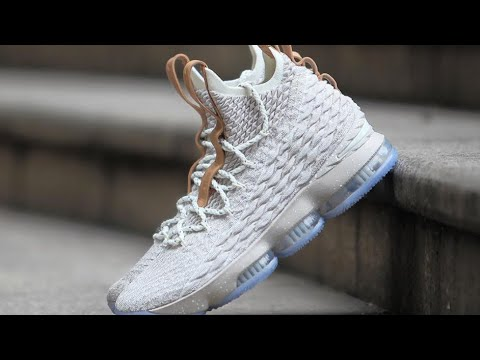 free shipping af594 00aaa Nike LeBron 15 Ghost Unboxing + Review!