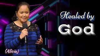 คำพยานชีวิต Testimony – God healed Alicia พระเจ้าทรงรักษาอาลีซ่า