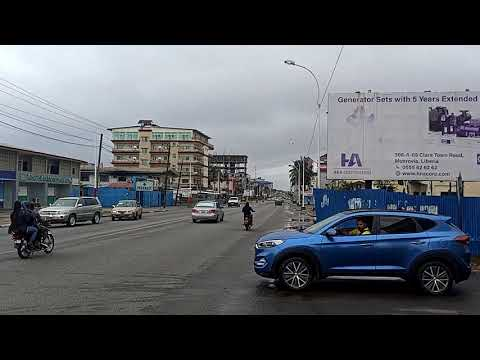 MONROVIA LIBERIA 2021 | #development #liberiantvnetwork #monrovialiberia2021 #liberiaafrica