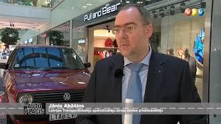 Vidzemes TV: Autoplacis (08.11.2018.)