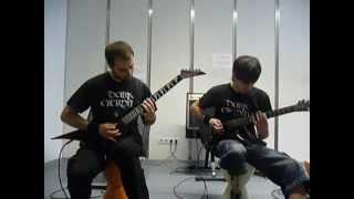 Dark Eternity - Selenia Riffs Lesson
