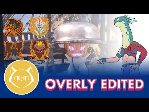 Autumn Harvest Festival - Overly Edited Monster Hunter World # 6