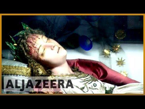 🇲🇽 Mexico: Digital x-rays reveal insides of holy reliquaries  | Al Jazeera English