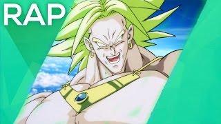 Rap de Broly (Dragon Ball Z) - Shisui :D - Rap tributo nº 9