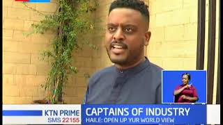 Yoeal Haile, Managing Director of Aspira | CAPTAINS OF INDUSTRY