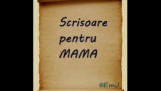EmJ - Scrisoare pentru Mama (prod. Obie Daz)