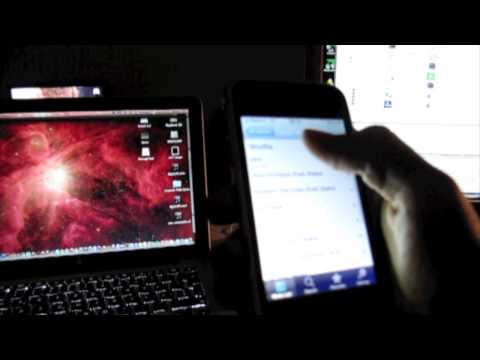 Simplify Music app review iPhone 3GS music streaming
