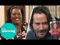 Extended: Alison Hammond Tests Keanu Reeves' Knowledge of Essex Slang | This Morning