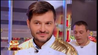 Liviu Varciu, magician în bucătărie!