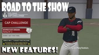 MLB The Show 19 RTTS New Features!! GameStop Mondays #2