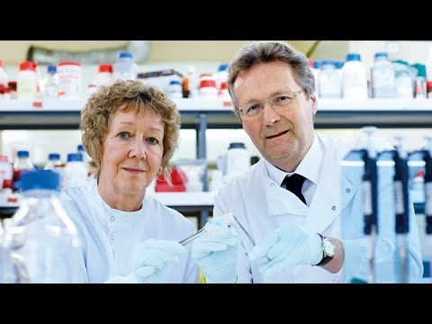 Eileen Ingham and John Fisher CBE - Donor tissue without rejection