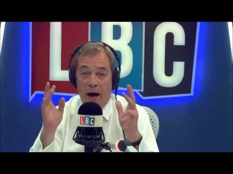 Nigel Farage on the General Election Campaign beginning