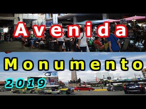 Avenida, Sta Cruz to Monumento, Caloocan! JoyRide with Dada 2019.