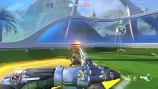 Overwatch Lucio Ball McCree Glitch! (It