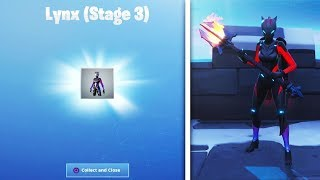 "I DEBLOQUE PHASE 3 OF THE SKIN ""LYNX"" ON FORTNITE! (Catwoman SKIN)"