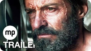 LOGAN Trailer German Deutsch (2017) Wolverine 3