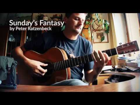 Sunday's Fantasy by Peter Ratzenbeck