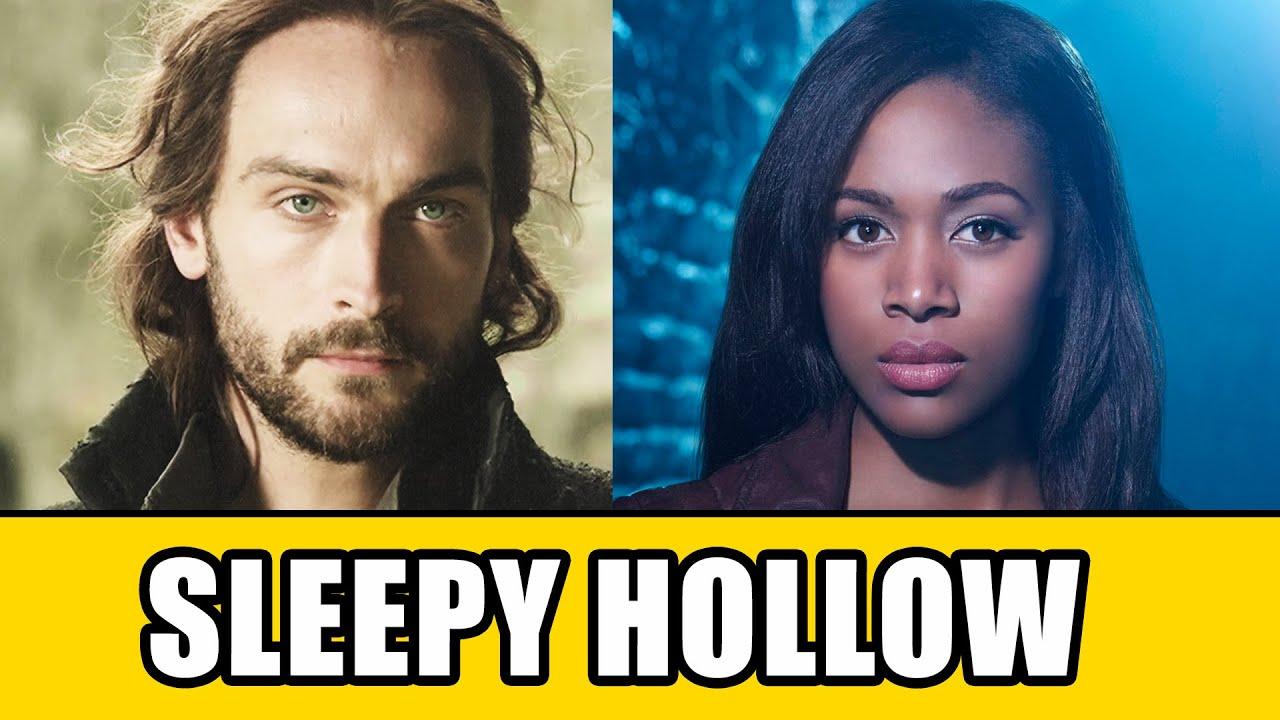 Download SLEEPY HOLLOW's Tom Mison Reacts to Nicole Beharie's Exit & Talks Season 4