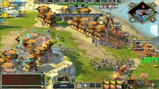 Age Of Empires Online Legendary Beorix Returns 100% Age 2 Units Only Works On All Civs