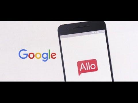 Conheça o Google Allo
