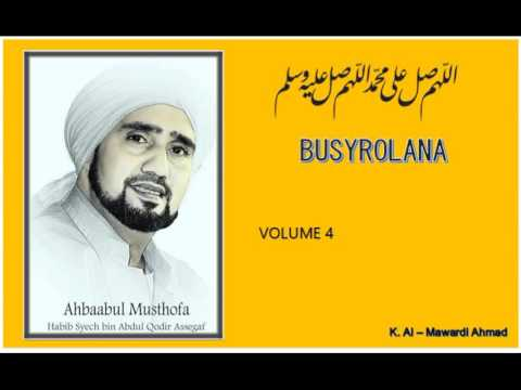 Habib Syech :  Busyrolana - Vol4