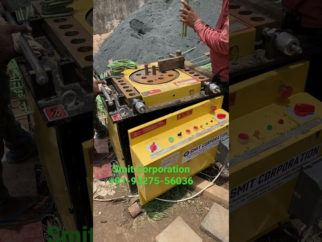 GW42J Bar Bending Machine Rebar Bending Machine Bar Bender