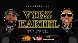 Vybz Kartel Tribute Mix | Vybz Kartel Songs | Vybz Kartel Hottest Songs by Dj Magic Kenny