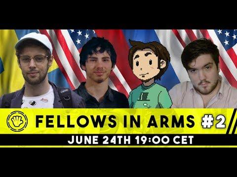 ※ Fellows in ARMS #2 (Nintendo ARMS Talk Show)