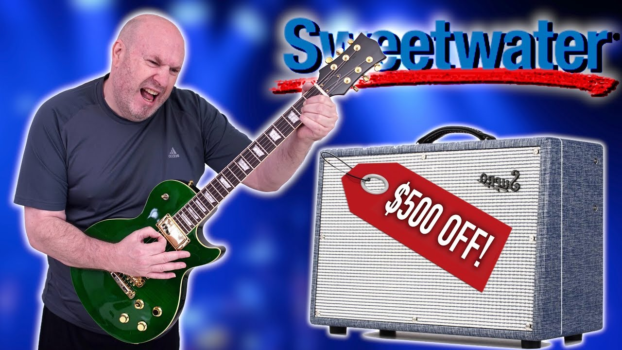 Sweetwater S Black Friday Deals And Steals Youtube