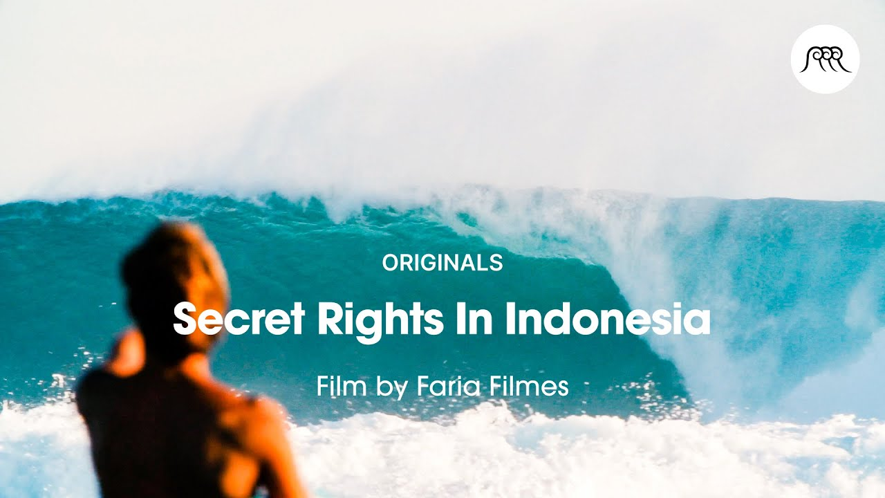 """""""Secret Rights in Indonesia"""" by Faria Filmes   Surf trip to Indo"""