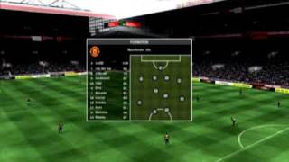 FIFA 09 gameplay on my pc