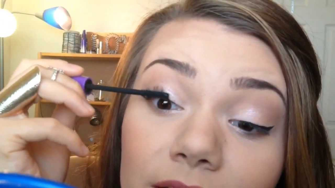 First Impression | Wet n' Wild Megalength Mascara - YouTube