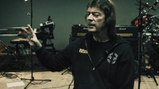 STEVE HACKETT – The Night Siren (Track by Track 1/3)