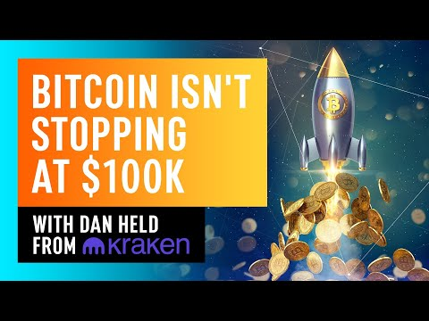 Bitcoin Isn't Stopping At $100k With Global QE - Dan Held Of Kraken