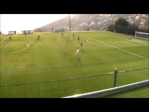 Valentin LIENARD FC Istres OP U17 Nationaux