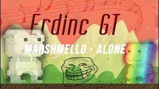 growtopia marshmello alone growtopia troll video