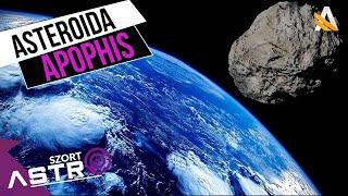 Asteroida Apophis minie Ziemię bliżej niż Księżyc - AstroSzort
